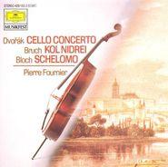 Antonin Dvorák, Dvorák: Cello Concerto / Bruch: Dol Nidrei / Bloch: Schelomo (CD)