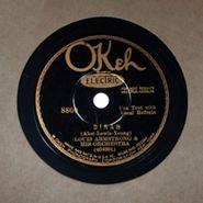 Louis Armstrong, Dinah / Tiger Rag