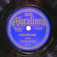 Hattie Bolten, Down Home Shake / Move That Thing