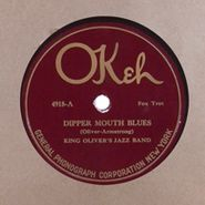 Louis Armstrong, Dipper Mouth Blues / Where Did You Stay Last Night?