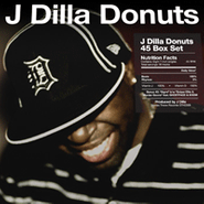 """J Dilla, Donuts [8 x 7"""" Box Set] (7"""")"""