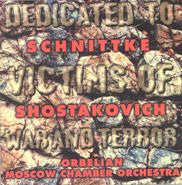 Alfred Schnittke, Schnittke / Shostakovich: Dedicated to the Victims of War and Terror (CD)