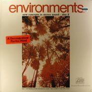 Various Artists, Environments [New Concepts In Stereo Sound- Disc 2] (LP)