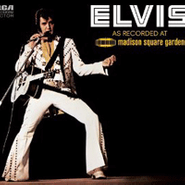 Elvis Presley, Elvis: As Recorded At Madison Square Garden (LP)