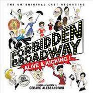 Various Artists, Forbidden Broadway Vol. 11 Alive & Kicking!: The Un-Original Cast Recording (CD)