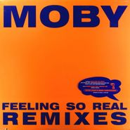 "Moby, Feeling So Real Remixes (12"")"