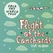 Flight Of The Conchords, Folk The World Tour Live Album (CD)