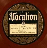 Lena Henry, Freight Train Blues / Ghost Walkin' Blues (78)