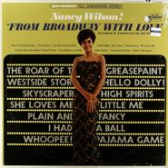Nancy Wilson, From Broadway with Love (LP)