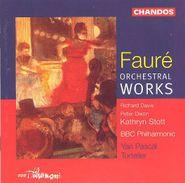 Gabriel Fauré, Fauré: Orchestra Works [Import] (CD)