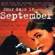 Stewart Copeland, Four Days in September (CD)