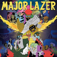 Major Lazer, Free The Universe (CD)