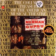 Stephen Sondheim, Gypsy [Original Broadway Cast] (LP)