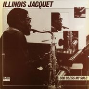 Illinois Jacquet, God Bless My Solo [French Pressing]  (LP)