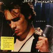 """Jeff Buckley, Grace [Remastered 2004 Issue with 7"""" Single] (LP)"""