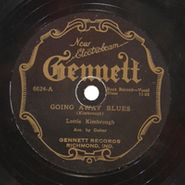 Lottie Kimbrough, Going Away Blues / Rolling Log Blues