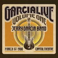 Jerry Garcia Band, GarciaLive, Vol. 1: Capitol Theatre, 3/1/80 (CD)