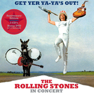 The Rolling Stones, Get Yer Ya-Ya's Out! The Rolling Stones In Concert (CD)