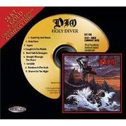 Dio, Holy Diver [24K + Gold Compact Disc] (CD)