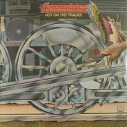 The Commodores, Hot On The Tracks (LP)