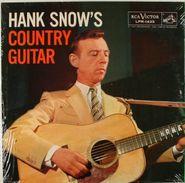 Hank Snow, Hank Snow's Country Guitar (LP)