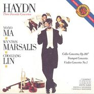 Wynton Marsalis, Haydn: Three Favorite Concertos (CD)