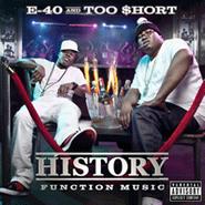 E-40, History: Function Music (CD)