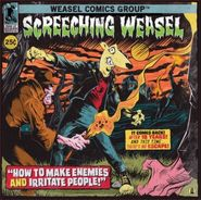 Screeching Weasel, How To Make Enemies And Irritate People (LP)