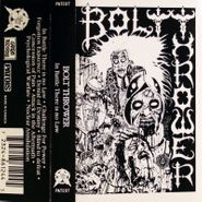 Bolt Thrower, In Battle There Is No Law (Cassette)