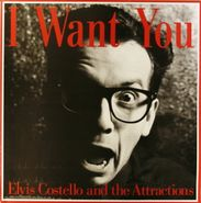 """Elvis Costello, I Want You (12"""")"""