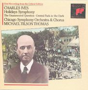 Charles Ives, Ives: Holidays Symphony / Unanswered Question (CD)