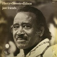"""Harry """"Sweets"""" Edison, Just Friends [French Pressing] (LP)"""