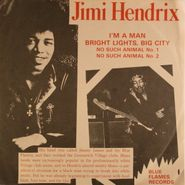 "Jimi Hendrix, Jimmy James & His Blue Flames [German Issue] (7"")"