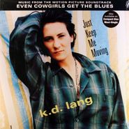 """k.d. lang, Just Keep Me Moving (12"""")"""