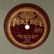 Joe Evans, John Henry Blues / New Huntsville Jail