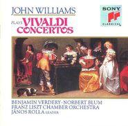 Antonio Vivaldi, John Williams Plays Vivaldi Concertos (CD)