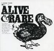 Various Artists, KCRW: Alive & Rare (CD)