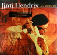Jimi Hendrix, Live At Woodstock [Hendrix Family Edition] (LP)