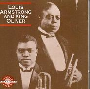 Louis Armstrong, Louis Armstrong & King Oliver (CD)