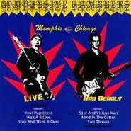 Compulsive Gamblers, Live & Deadly - Memphis/Chicago (CD)