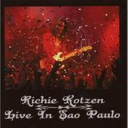 Richie Kotzen, Live In Sao Paulo (CD)