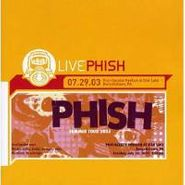 Phish, Live Phish: 07.29.03 Post-Gazette Pavilion at Star Lake, Burgettstown, PA (CD)