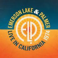Emerson, Lake & Palmer, Live In California 1974 (CD)