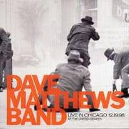 Dave Matthews Band, Live in Chicago 12.19.98 at the United Center (CD)