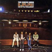 The Guess Who, Live At The Paramount (CD)