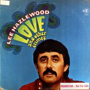 Lee Hazlewood, Love And Other Crimes [White Label Promo] (LP)
