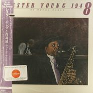 Lester Young, Lester Young 1948 At Royal Roost [Japanese Pressing] (LP)