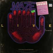 Maze, Live In Los Angeles (LP)