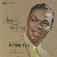 Nat King Cole, Love Is The Thing [Japanese Mini-LP] (CD)