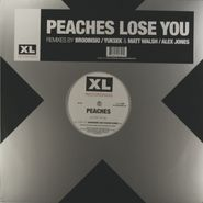 """Peaches, Lose You (12"""")"""